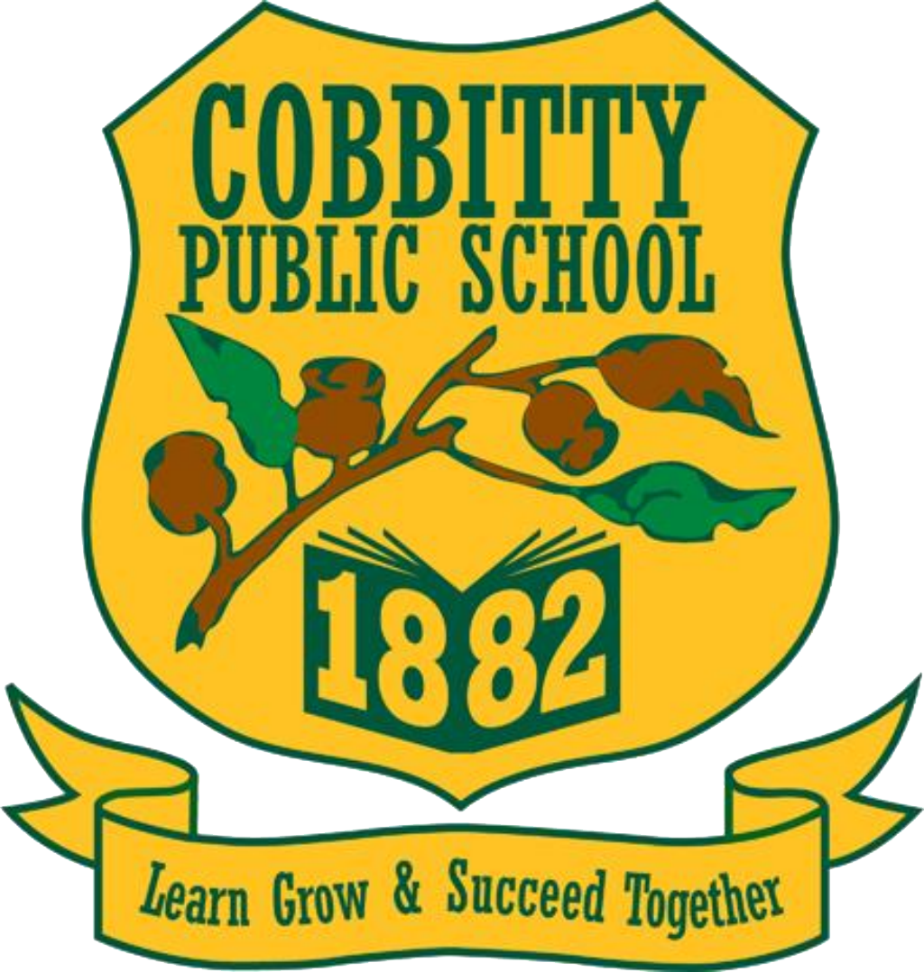 Cobbitty Public School logo